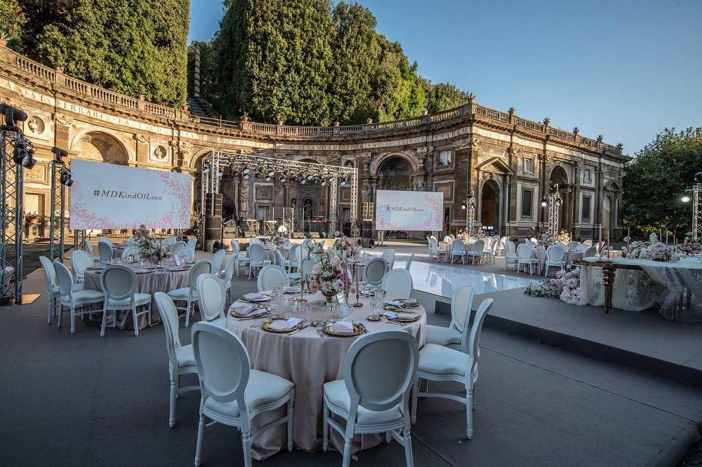 Kāzas Itālijā, Villa Aldobrandini, Roma